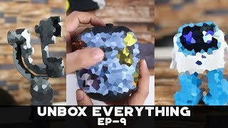 #09 Unbox Everything - Dancing Robot???