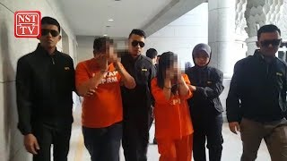 Engineer, wife remanded for 6 days in RM361,000 graft case
