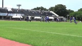 2016/7/10関東サッカーリーグ1部後期3節vs.tonan前橋戦ハイライト