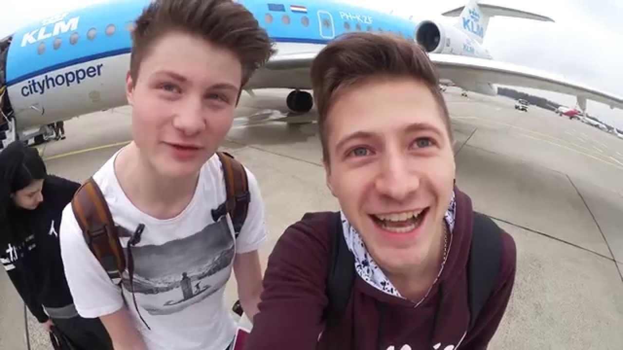 Izzi  Auf nach LOS ANGELES! | CaliTrip #1 | izzi - YouTube