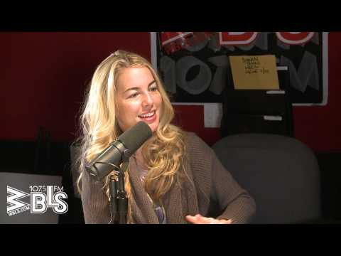 "Morgan James cried when Prince heard her sing ""Call Your Name"" + wanting to work with D'Angelo"