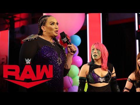 Nia Jax crashes Asuka's championship celebration: Raw, May 18, 2020