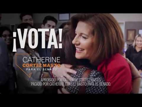 Catherine Cortez Masto para el Senado: Riesgo