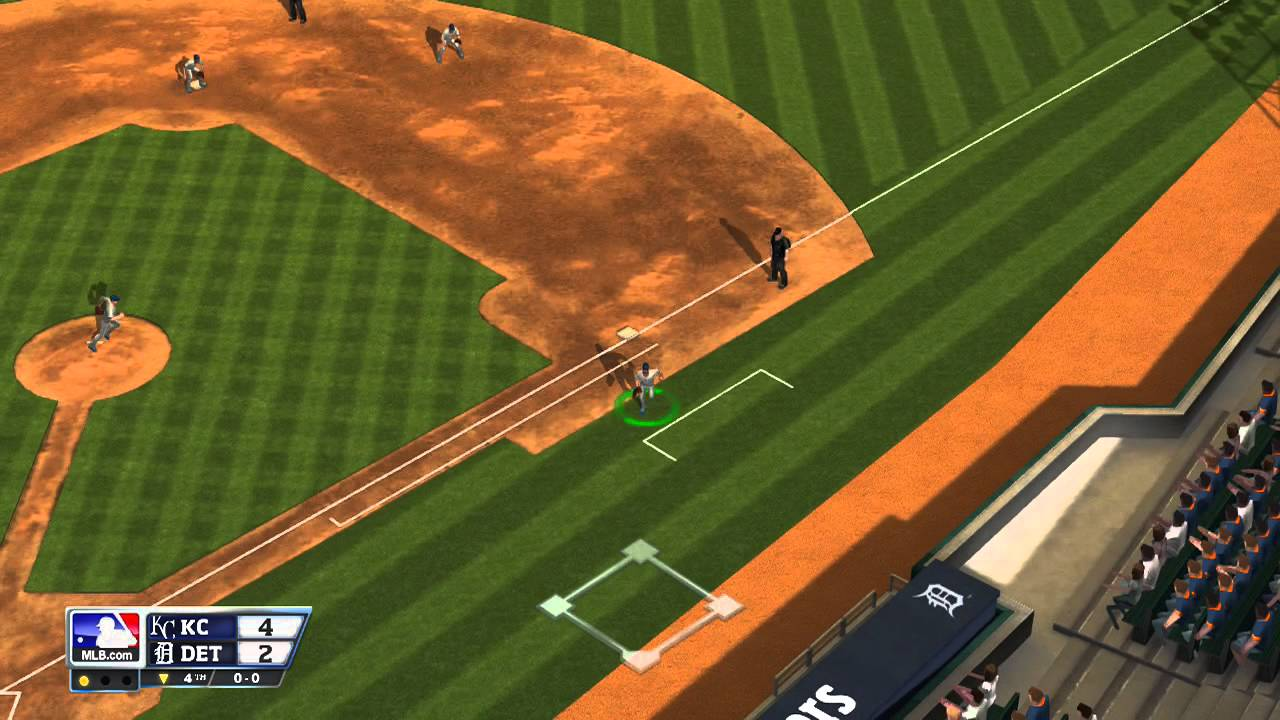 rbi baseball 2014 xbox one youtube
