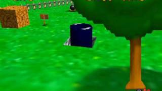 Super Mario 64 - Star Guide #4 - Find the 8 Red Coins