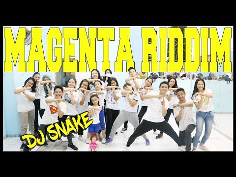DJ SNAKE - MAGENTA RIDDIM (SHAD REMIX) / CHOREOGRAPHY BY DIEGO TAKUPAZ