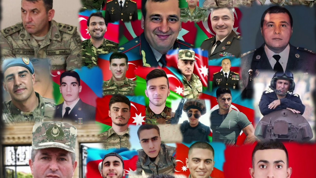 Vüqar Biləcəri Şəhidlər 😥🥀 2020 HD