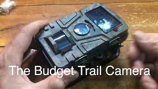 Budget Trail/Hunting Camera - Victure HC200