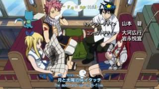[ggRefined Fansubs] Fairy Tail OP1 - HD 1280x720