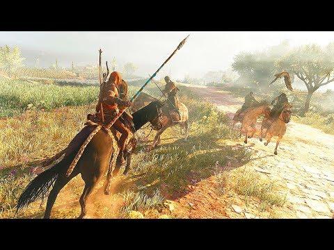 Assassin's Creed Origins Master Tribal Assassin Legendary Takedowns & Free Roam thumbnail