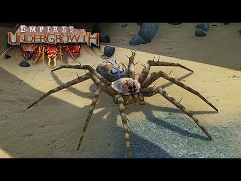 Download Youtube: The Spiders Are Here! - Empires of the Undergrowth BETA Gameplay | Ep2