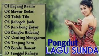 Lagu Pongdut Sunda hit kendang Rempak - Paling Enak