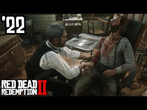 OPGEGETEN DOOR KROKODIL! - Red Dead Redemption 2 #22 (Nederlands) thumbnail