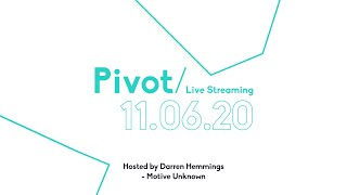 Pivot/ Live Streaming/The opportunity to create new revenue streams and relationships with audiences