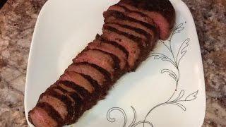 Tri Tip On the Weber Grill | Reverse Seared Tri Tip | Santa Maria Seasoned Tri Tip