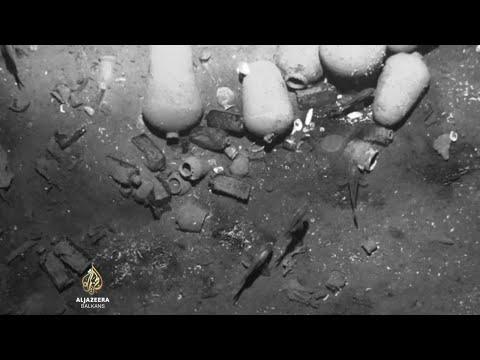 Brod s blagom pronađen u Kolumbiji