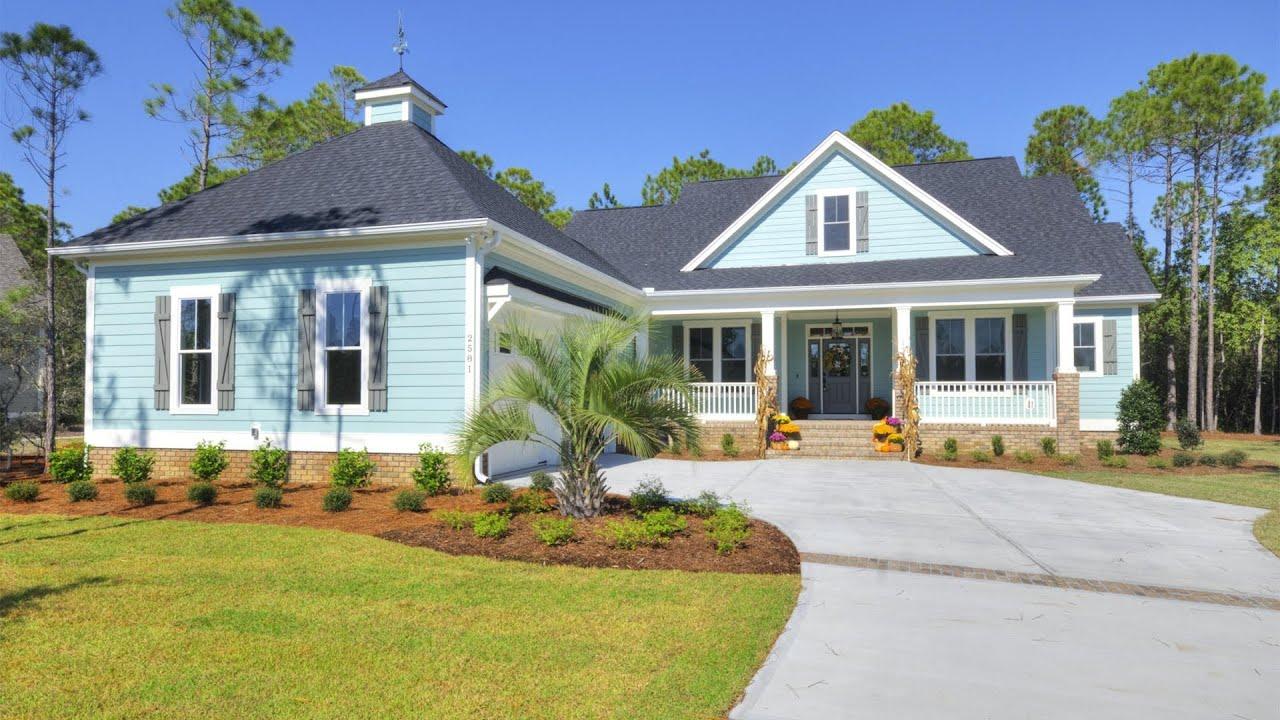 Sold the park ridge model home in woodlands park at st for St james plantation builders