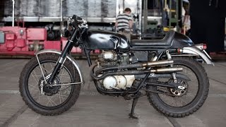 Building Custom Motorcycles for Hollywood's Biggest Stars