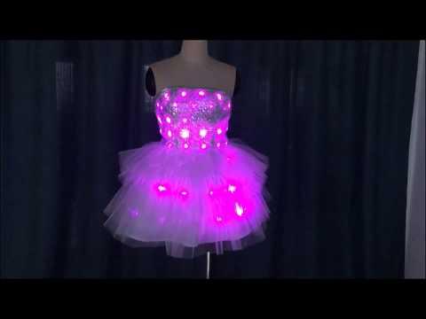 New TC-0143 led dancer, alice@vsledclothes.com