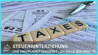 Steuerhinterziehung und unehrlicher Verdienst bringt keine Segnungen | Stimme des Kalifen