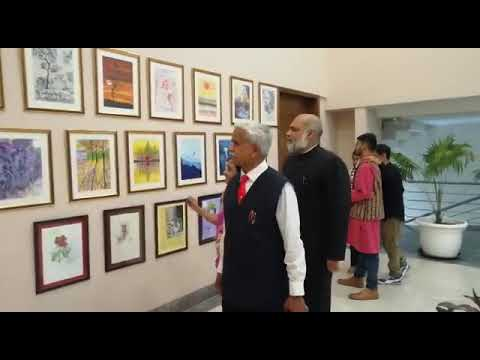 Painting Exhibition at RAS