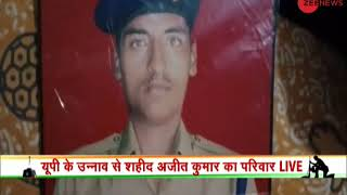 Pulwama terror attack: Family of martyred jawan Ajit Kumar speaks to Zee News