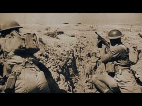 DESERT WAR:  ALAMEIN Episode Two - Trailer