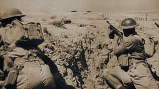 DESERT WAR:  ALAMEIN Episode Two on ABC1, 2 May @ 8.30PM