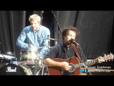 "Milky Chance, ""Blossom"" - Mountain View, CA - June 10, 2017"