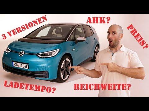 VW ID.3 - Die EINZIG WAHRE Tesla Alternative?