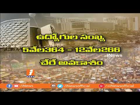 Lea Associates Special Survey Report On Hyderabad City Development | iNews