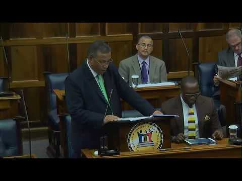 Sitting of the House - 6 March 2018, Provincial Budget