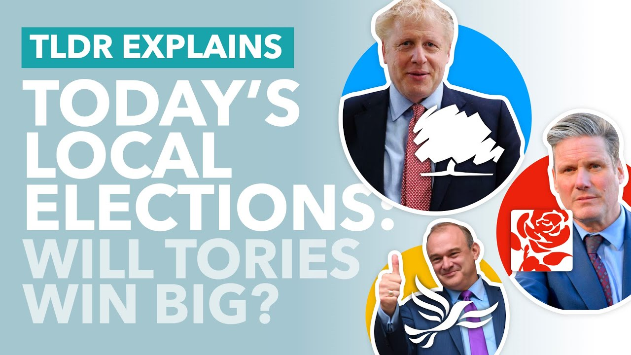 Will Johnson Win Big? Today's Local Elections Explained - TLDR News