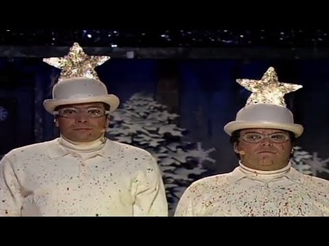 Jack Black and Jimmy Fallon sing  Peace On Earth  Little Drummer Boy