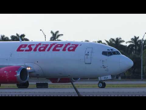 Plane Spotting at Miami International Airport!!! (Part 1/2)
