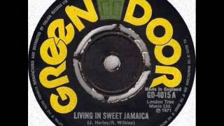 Jackie Brown - Living In Sweet Jamaica