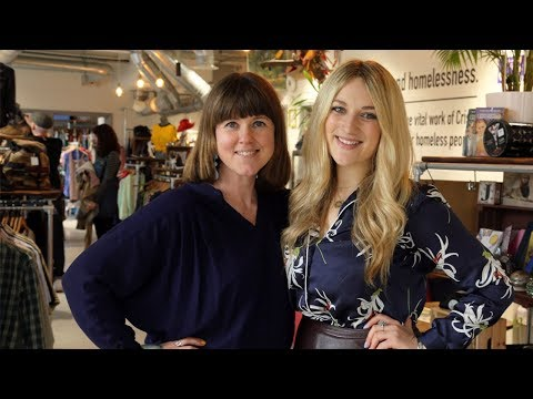 How To Shop In Charity Shops With Caroline Jones   Fashion   The Pool