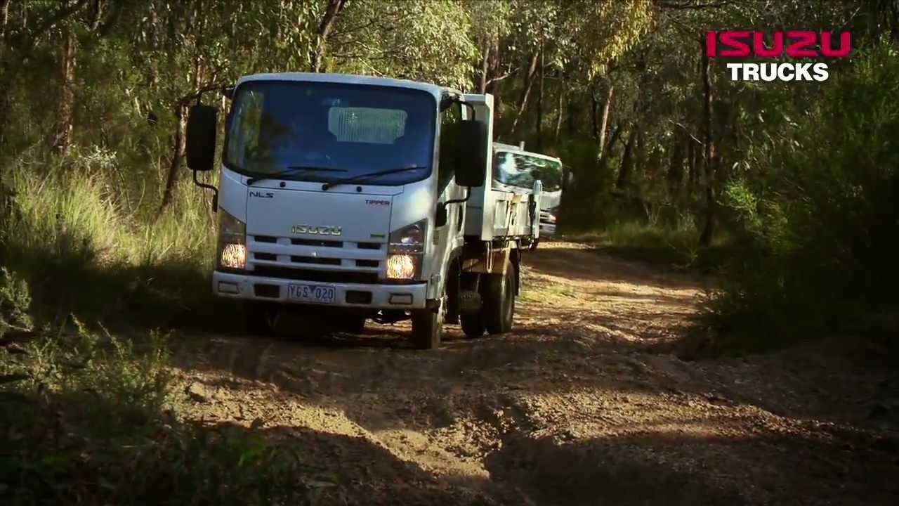 Isuzu N Series Off-Road Range: Isuzu Tough - Isuzu Australia Limited