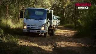 Isuzu N Series Off-Road Range - Isuzu Tough