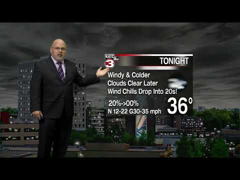 Rob's weather forecast part 1 02-20-20 10pm