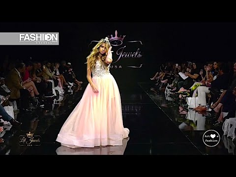LIL JEWELS BOUTIQUE Los Angeles Fashion Week AHF FW 2017 2018 - Fashion Channel