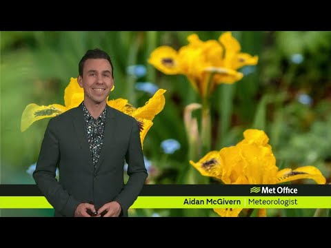 Wednesday morning forecast 25/04/18