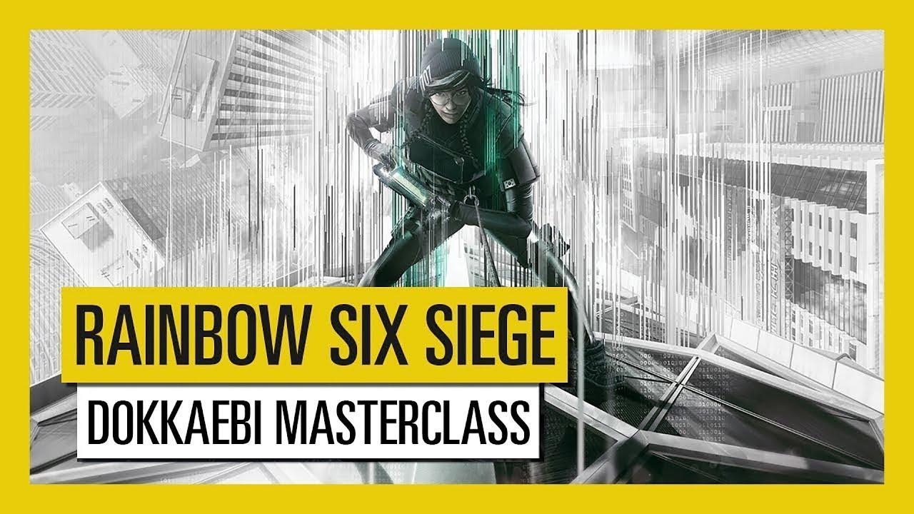Dokkaebi Masterclass White Noise Tom Clancys Rainbow Six Siege