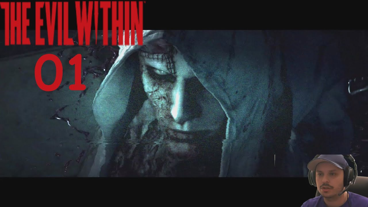 the evil within 001 willkommen bei mir zuhause lets play the evil within youtube. Black Bedroom Furniture Sets. Home Design Ideas