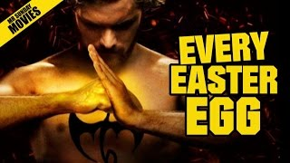 IRON FIST -  All Easter Eggs, References & Defenders Connections