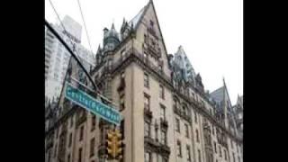 The Dakota Apartments in NYC