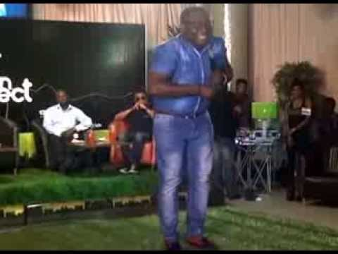 Video (stand-up): Comedian Ajebo Makes Fun of Nigerian Musicians