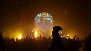 Ultra Vomit - Allumer le feu (hommage à Johnny Hallyday) - Le Metronum (Toulouse) -  09/12/2017