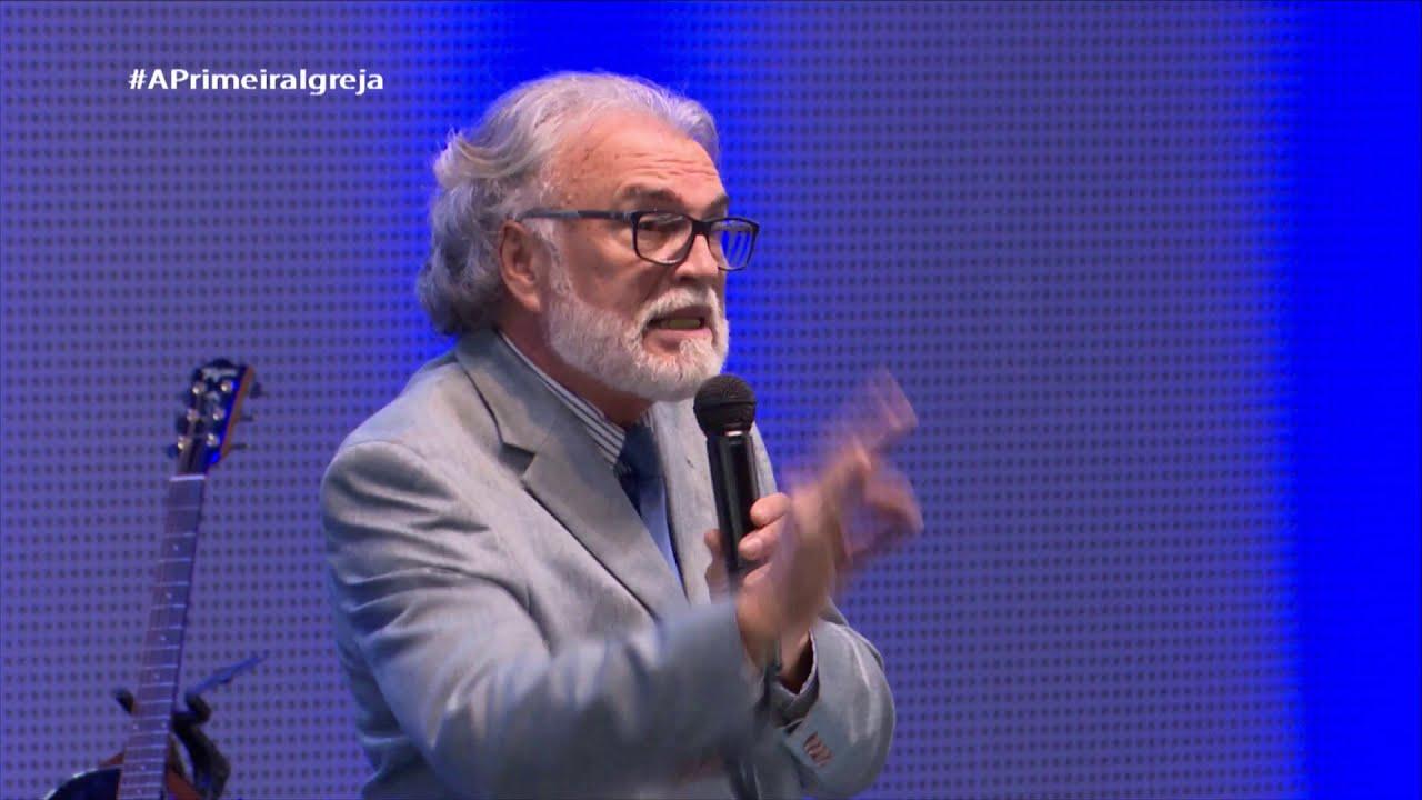 Pastor Estevam Fernandes - Iluminados Pela Glória de Deus