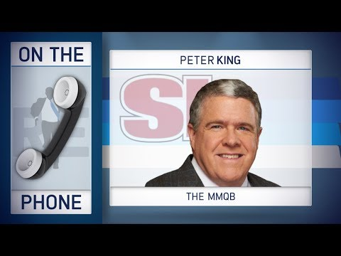 MMQB's Peter King Talks NFL Draft with Rich Eisen | Full Interview | 4/27/18